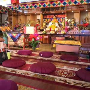 Kagyu Thegchen Ling 2