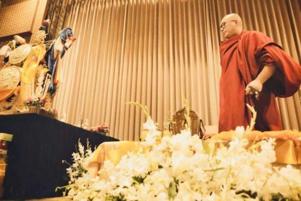 Kalu Rinpoche | Having a sense of detachment